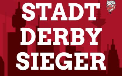 Eintracht Frankfurt vs. Eisteufel Frankfurt