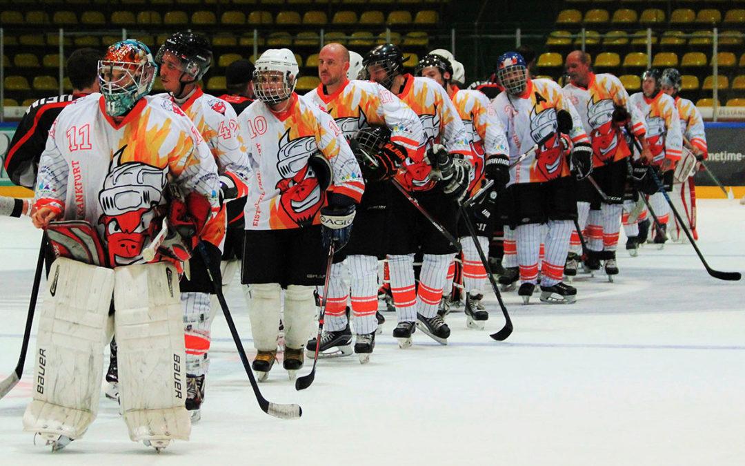 Eisteufel Frankfurt vs. ERC Pohlheim – Saisoneröffnung 2017/18